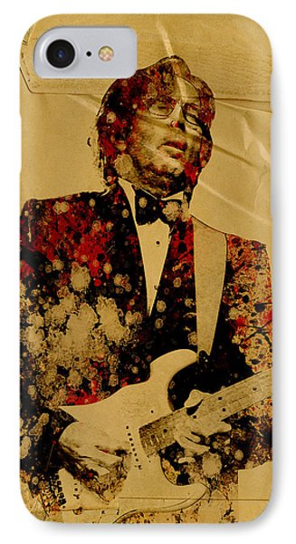 Eric Clapton 2 IPhone Case