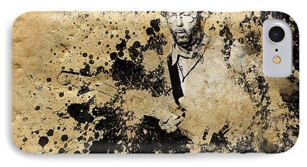 Eric Clapton 3 IPhone Case