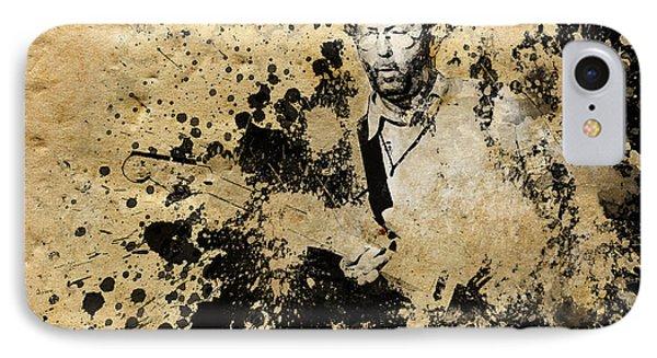 Eric Clapton 3 IPhone 7 Case