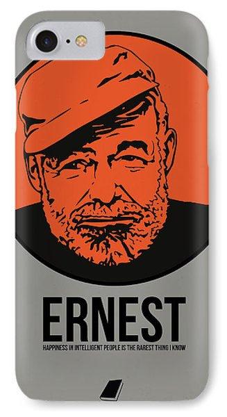 Ernest Poster 1 IPhone Case