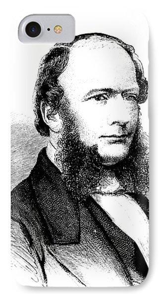 Ernst Von Siemens IPhone Case