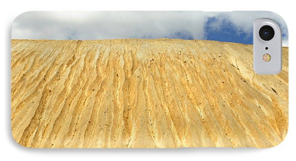 Eroded Copper Tailing, Ruth, White Pine IPhone Case by Panoramic Images