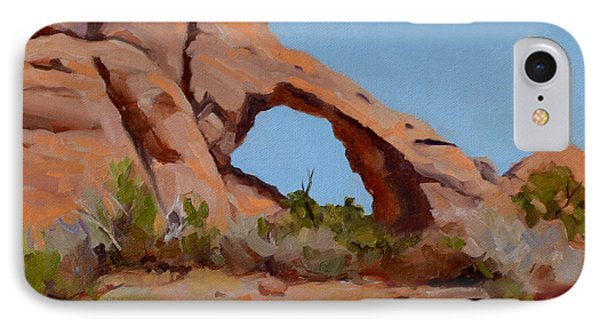 Erosion IPhone Case by Pattie Wall