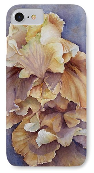 Eruption II--flower Of Rebirth IPhone Case