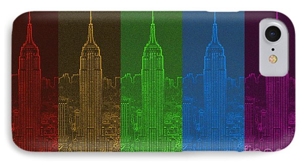 Esb Spectrum Phone Case by Meandering Photography