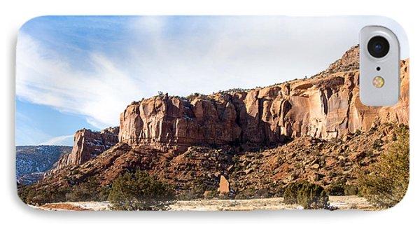 Escalante Canyon IPhone Case by Nadja Rider