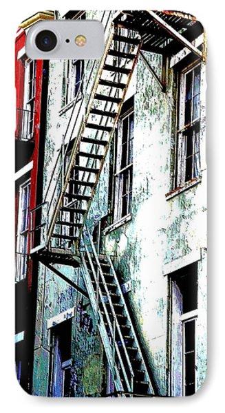 Escape Phone Case by Kathy Bassett