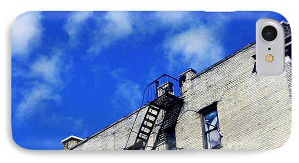 Escape To The Clouds Phone Case by Sarah Loft
