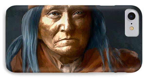Eskadi - Apache IPhone Case