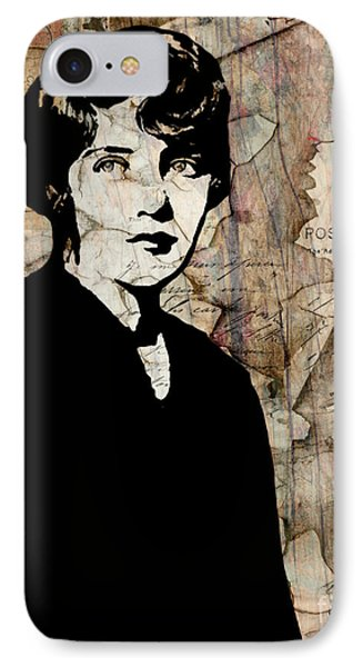 Espionage Phone Case by Judy Wood