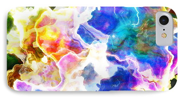 Essence - Abstract Art Phone Case by Jaison Cianelli