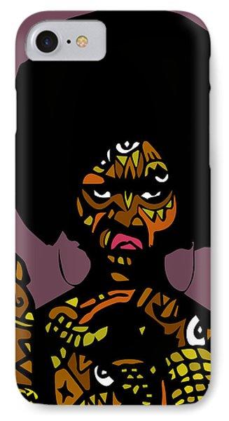 Essence  IPhone Case by Kamoni Khem