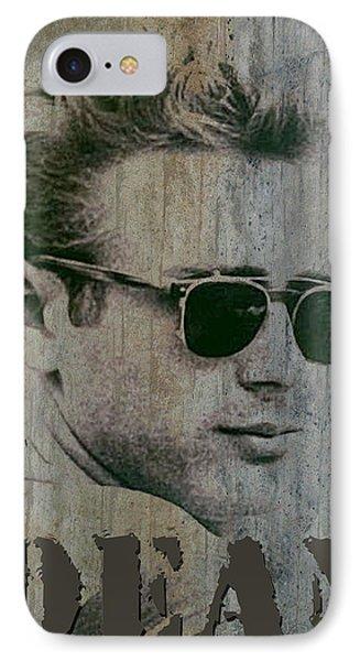 Essential James Dean IPhone Case by Greg Sharpe