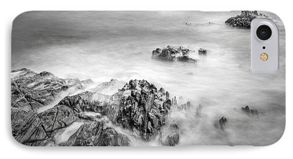 IPhone Case featuring the photograph Estacas Beach Galicia Spain by Pablo Avanzini