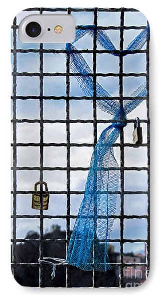 IPhone Case featuring the photograph Eternal Love by Jennie Breeze