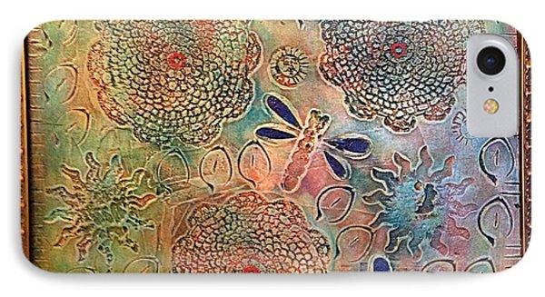 Eternal Sun By Alfredo Garcia  Phone Case by Alfredo Garcia