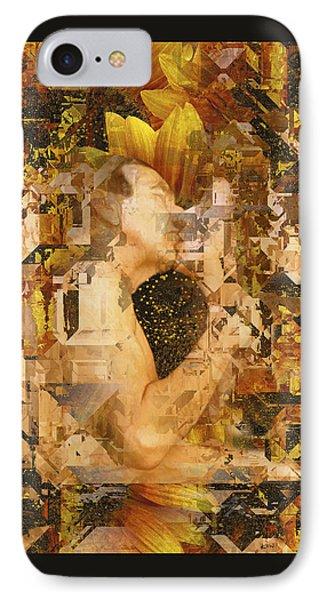 Eternally Yours IPhone Case by Kurt Van Wagner