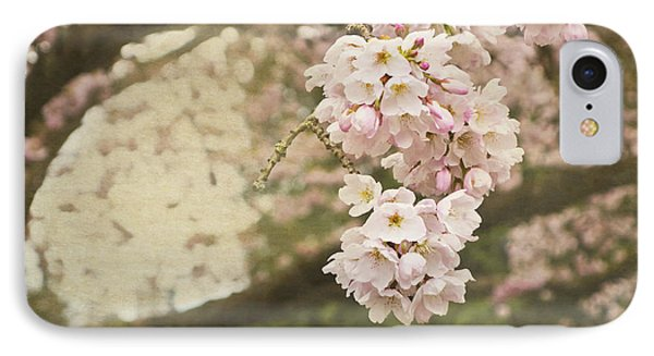 Ethereal Beauty Of Cherry Blossoms IPhone Case