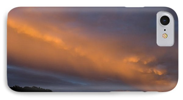 Ethereal Clouds Phone Case by Greg Reed