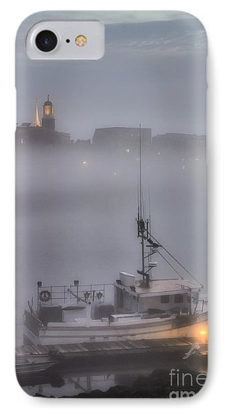Ethereal Ebb Of Twilight IPhone Case by Scott Thorp