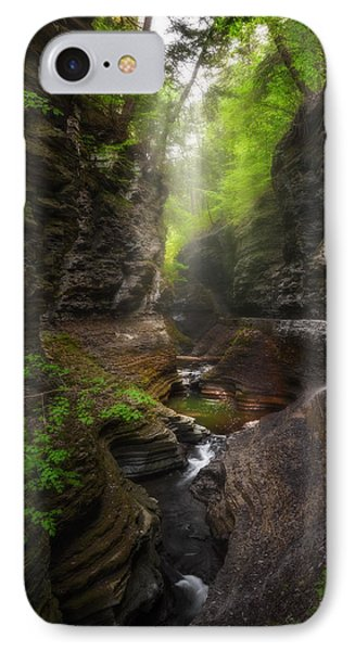 Ethereal Gorge IPhone Case by Bill Wakeley