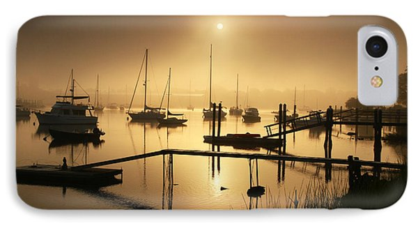 Ethereal Morning IPhone Case