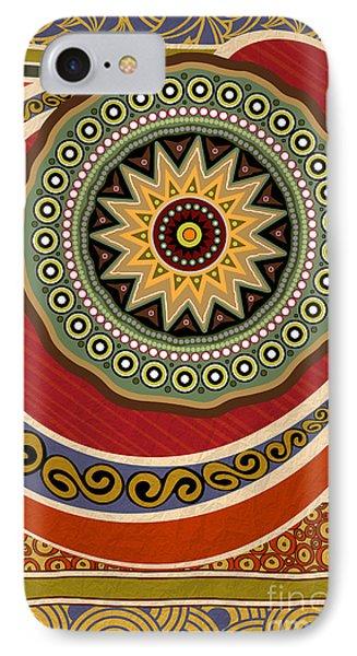 Ethnic Elegance IPhone Case by Bedros Awak