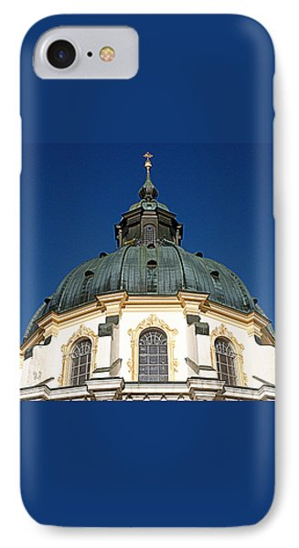 Ettal Abbey Bavaria Phone Case by The Creative Minds Art and Photography
