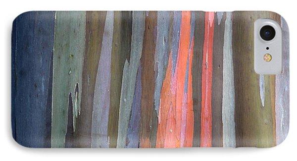 Eucalyptus Tree Bark Phone Case by Karon Melillo DeVega