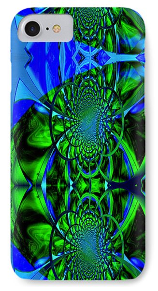 IPhone Case featuring the painting Euphoria Iphone Case by Robert Kernodle