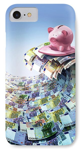 Euro Savings IPhone Case