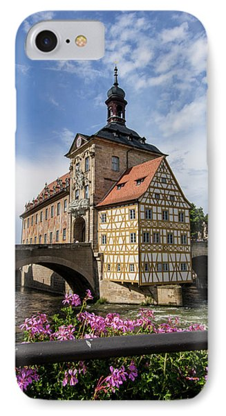 Europe, Germany, Bamberg, Altes IPhone Case