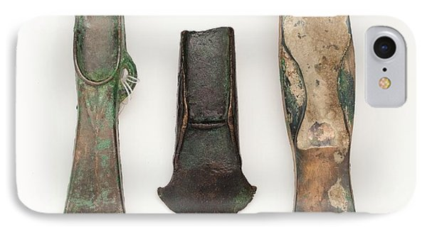 European Bronze Age Axe Heads IPhone Case