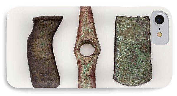 European Copper Age Axes IPhone Case