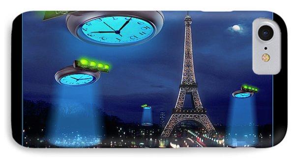 European Time Traveler Phone Case by Mike McGlothlen