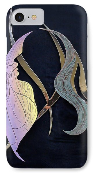 Eve IPhone Case by Dan Redmon