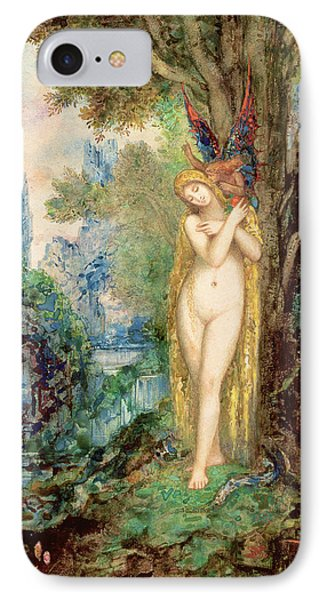 Eve IPhone Case by Gustave Moreau