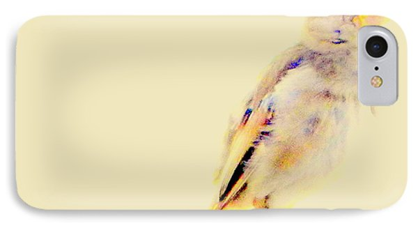 Even Sparrows Matter Phone Case by Kathy Barney