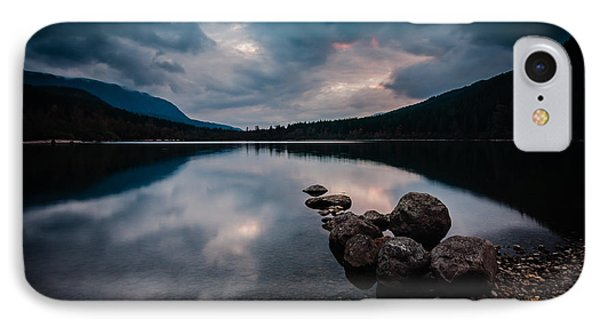 Evening Approaches Phone Case by Brian Xavier