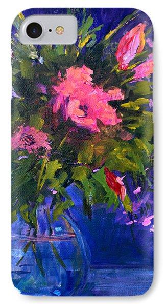 Evening Blooms IPhone 7 Case