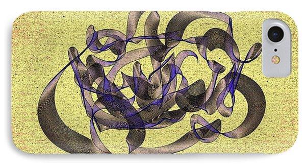 Evening Flight Phone Case by Marian Palucci-Lonzetta
