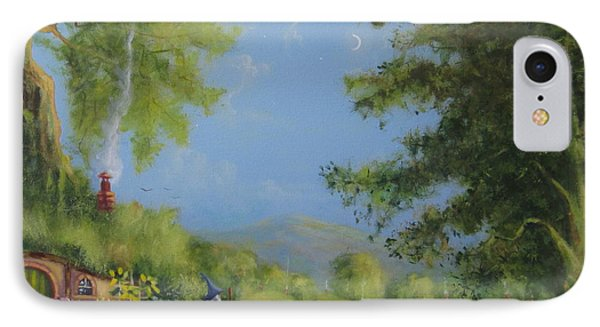 Evening In The Shire. IPhone Case by Joe  Gilronan