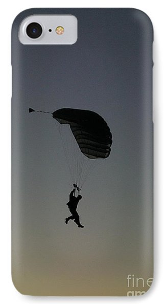 IPhone Case featuring the photograph Evening Landing by Tannis  Baldwin