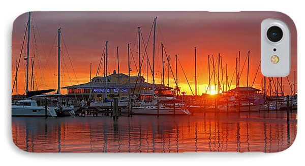 Evening Light IPhone Case by HH Photography of Florida