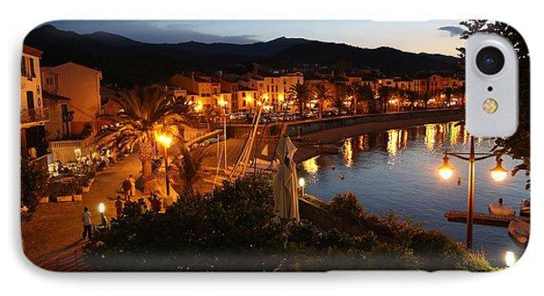 Evening Light In Collioure IPhone Case