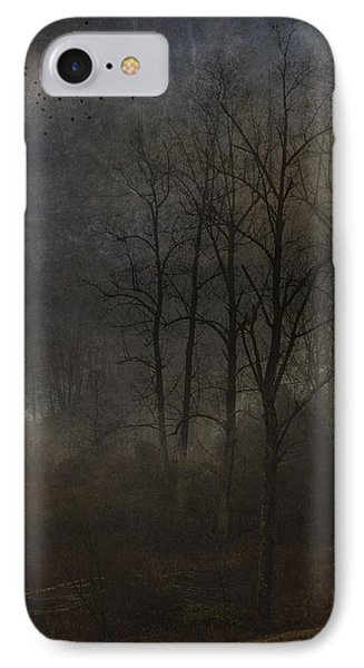 Evening Mist IPhone Case by Ron Jones
