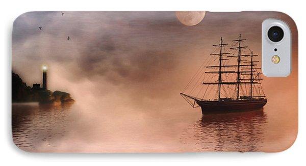 Evening Mists Phone Case by John Edwards