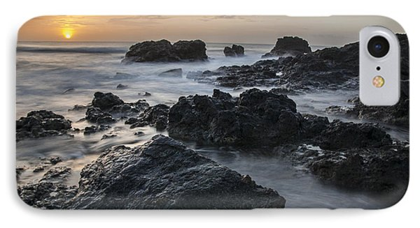 Evening On The Rocky Shore IPhone Case