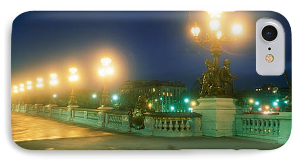 Evening Paris France IPhone Case