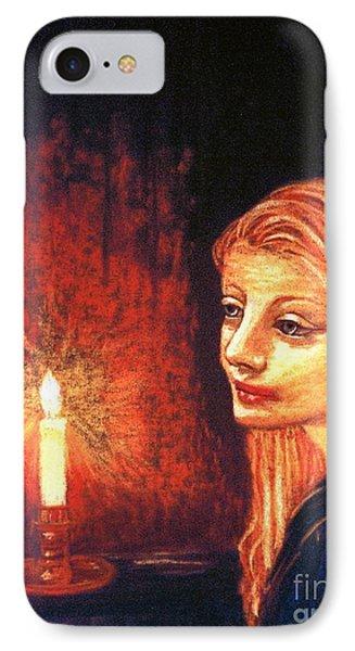 Evening Prayer Phone Case by Jane Small